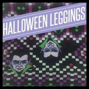 LuLaRoe Halloween Leggings One Size 2-10